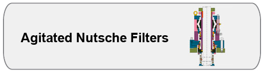Agitated Nutsche Filters