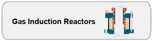 Gas Induction Reactors