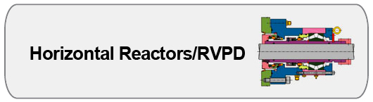 Horizontal-Reactors/RVPD